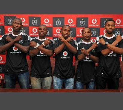 pirates new signings free state stars mathoho   TaungDailyNews