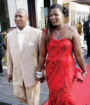 Bongani gumede wife sexual dysfunction