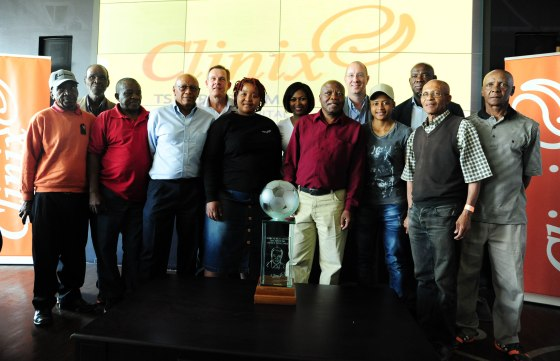 Football - 2016 Clinix Soccer Challenge - Launch - Pimville - Soweto