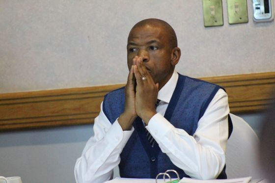 d0ded5f50713 Motion of No Confidence against Mahumapelo will be through Open ...