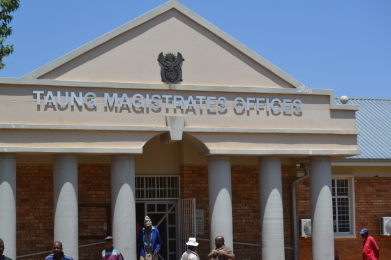 Taung Magstrate Court