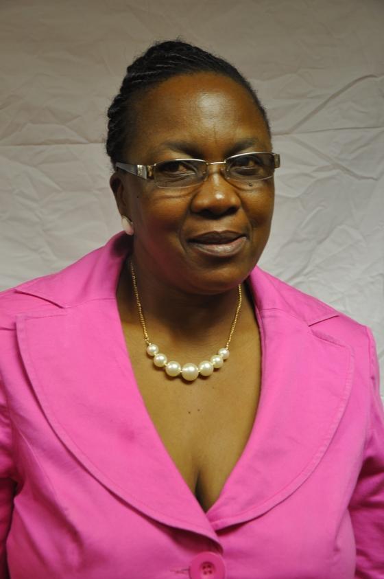 Ward 21 Clr Agnes Letswamotse