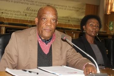 Prof.Job Mokgoro